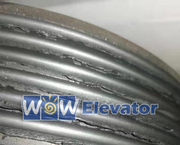 How to clean oil sludge on the elevator steel wire rope, Elevator Steel Wire Rope Detergent, Elevator Steel Wire Rope Maintenance Oil, Lift Steel Wire Rope Derusting, Elevator Traction Sheave Clean Oil, Elevator Traction Wheel Cleaning Oil, Elevator Steel Wire Rope Cleaning Oil Supplier